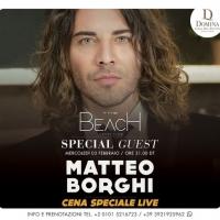 Domina Coral Bay (Sharm El Sheik), live music al The Beach e tanti VIP in libera uscita