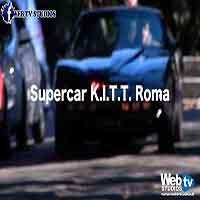 Super Car K.I.T.T. Knight Rider di Paolo Siervo
