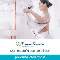 Tomosintesi digitale della mammella | Poliambulatori Lazio