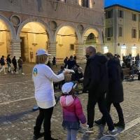 SETTIMANA INTER-RELIGIOSA  Volontari a Pesaro con LA VIA DELLA FELICITA'