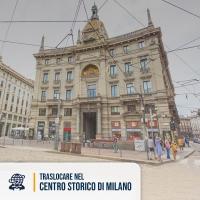 Traslocare nel  centro storico di Milano: la modernità incontra realtà storiche patrimonio dell'umanità