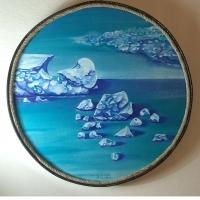 Il messaggio ecologico sotteso nella pittura di Davide Quaglietta