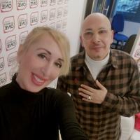 Francesca Lovatelli torna in radio, con Filippo Marciano', a Number One