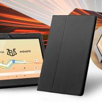 """Il nuovo tablet PC Zeus da 13,3"""" di HANNspree offre maggiore spazio di visualizzazione per il lavoro, il gioco, l'istruzione e l'intrattenimento"""