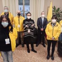 I Ministri Volontari chiamati a dar servizio all'elezioni del nuovo Presidente dell'Ecuador