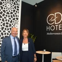 L'estate 2021 all'insegna dell'ottimismo nella catena alberghiera CDSHotels