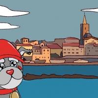 Caggiulino Sardum visita l'incantevole Alghero