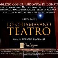 Lo chiamavano Teatro, il corto di Luca Basile, con Fabrizio Colica e Ludovica Di Donato