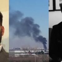 """Terra dei Fuochi, Fabio D'Ambra (Europa Verde): """"Barbecue della morte non hanno fine, è il momento di dire basta"""""""