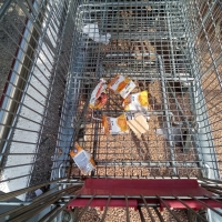 Conclusi gli interventi di pulizia nell'area di via Volt De Querini