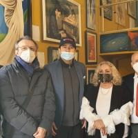 Il Festival dell'Arte apre a Sanremo col Maestro Gallo dell'orchestra dell'Ariston, Bacchi, della RAI e Affidato del Premio Monte Carlo
