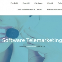 Le funzionalità dinamiche del software telemarketing