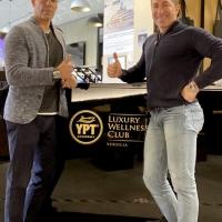 The Cliff & Luxury Wellness Club a Lugano, con Manuel Dallori e Massimo Alparone