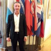 Stampa Estera: Laurea Honoris Causa al Dr. H.C. Rag. Cristian Raponi - Presidente dell'Accademia Leonina