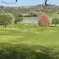 Country Club Castelgandolfo  il campo da golf è nato qui