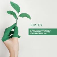 Il tema della sostenibilità nel settore delle finiture estetiche superficiali
