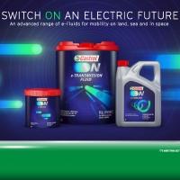 Castrol annuncia il lancio di Castrol ON, la gamma di fluidi per veicoli elettrici