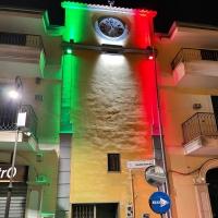 - Mariglianella, Manifesto e illuminazione tricolore dell'orologio storico per la Celebrazione dell'Unità Nazionale.