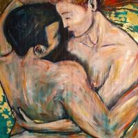 """La """"Genesi figurale"""" di Matteo Scanu in mostra online"""