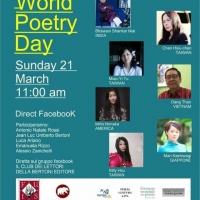 """World Poetry Day"": rifiorire con la poesia"