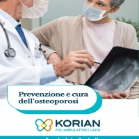 Prevenzione e cura dell'osteoporosi Poliambulatori Lazio Korian