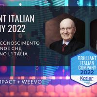 Weevo firma con Kotler Impact per l'Export Digitale dei brand italiani