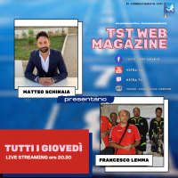 Tst Web Magazine, un calcio… alla disabilità