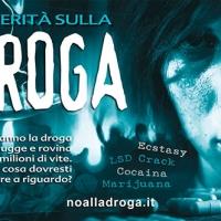 Continua l'informazione a Cervia con La verità sulla droga.