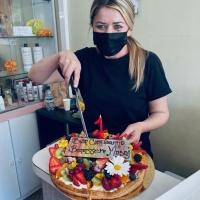 Primo compleanno del centro benessere Musaj a Lugano