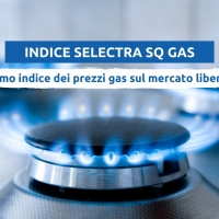 Nasce l'Indice Selectra SQ Gas, il primo osservatorio in Italia che monitora l'andamento dei prezzi del Gas sul Mercato Libero