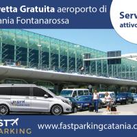 Parcheggiare all'aeroporto di Catania con prenotazione online: ecco come fare