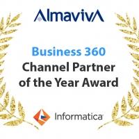 Almaviva vince il Channel Award 2021 di Informatica