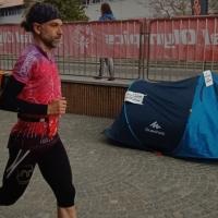 Matteo Grassi vice campione italiano 2021 corsa su strada 24h km 241,264