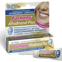 Forhans lancia AftaBrand Plus il nuovo gel orale che contrasta le più comuni problematiche del cavo orale