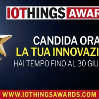 IoTHINGS Awards 2021: candidati ora!