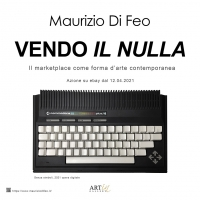 VENDO IL NULLA   Il marketplace come forma d'arte contemporanea