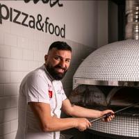 I Quintili a casa come in pizzeria: la proposta rivoluzionaria di Marco Quintili