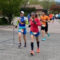 Ultrafranciacorta 12h, Francesca Canepa Campionessa Italiana e record