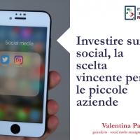Investire sui social, la scelta vincente per le piccole aziende