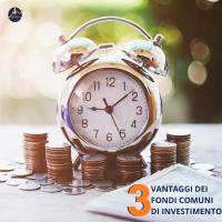 3 vantaggi dei fondi comuni di investimento