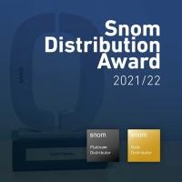 Snom ringrazia i suoi distributori italiani per gli eccellenti risultati conseguiti in un anno davvero singolare