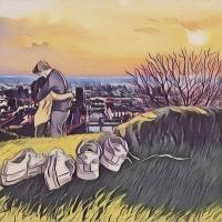 BOUVET Kilometri è il nuovo intenso singolo del cantautore toscano