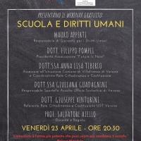 """Webinar Informativo """"Scuola e Diritti Umani"""""""