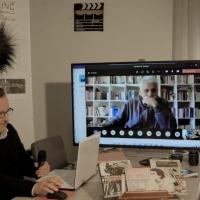 PROSEGUE IL SUCCESSO DEL LABORATORIO PIONIERE DI GIORDANO. OSPITE DEMETRIO SALVI