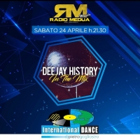International Dance by Pietro Gagliostro, il 24/04 ospita la Deejay History Como