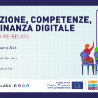 La formazione dei cittadini digitali, il ruolo del progetto Re-Educo. Approfondimento a Digitale Italia