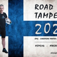 "Emmanuele ""EM314"" Macaluso a caccia degli European Master Games finlandesi di Tampere 2023"