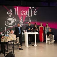 Il Caffè degli Artisti, anticipazioni e ospiti del 26 aprile