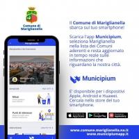 - Mariglianella, Comune, nuovo servizio al cittadino con l'App Municipium.