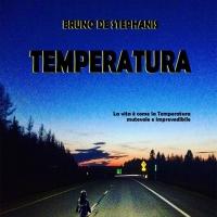 "Bruno De Stephanis presenta il romanzo noir ""Temperatura"""